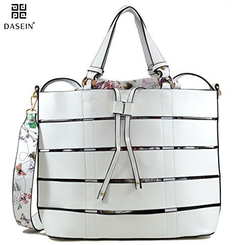 Dasein Designer Shoulder Handbags Floral