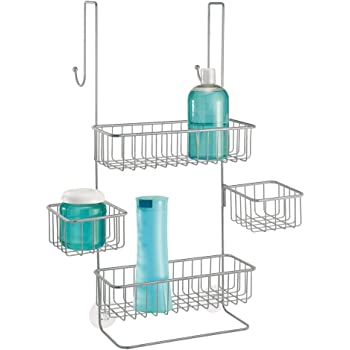 InterDesign Metalo Estantería de baño para colgar 6c68cf7620fe