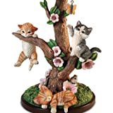 Country Kitties Lamp with Art by Jurgen Scholz