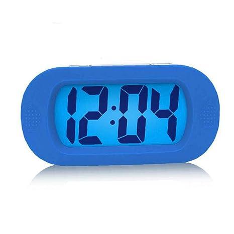 IUwnHceE Alarma 1pcs LED Reloj Digital con Pilas del Reloj ...