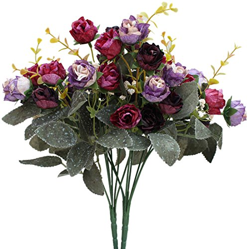 Luyue Artificial Flowers Wedding Bouquet product image