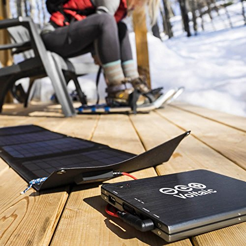 Voltaic Systems - Arc 20 Watt Solar Laptop Charger Kit with Backup Battery Pack | Powers Laptops, Phones & USB Devices | Solar Charge your Laptop Anywhere by Voltaic Systems (Image #6)
