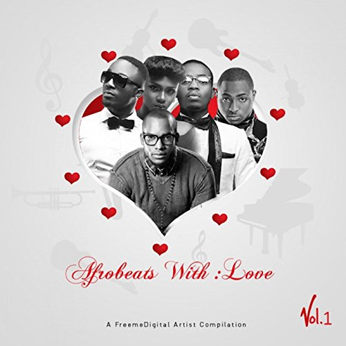 Afrobeats With Love, Vol. 1