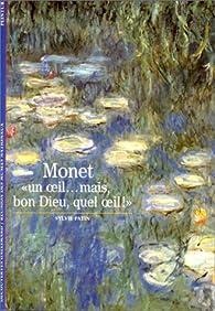 Monet : 'Un oeil... mais, bon Dieu, quel oeil !' par Sylvie Patin