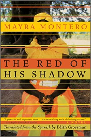 Book The Red of His Shadow
