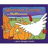 Minerva Louise on Halloween