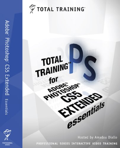 Total Training for Adobe Photoshop CS5 Extended: Essentials  [Download]