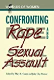 Confronting Rape and Sexual Assault, , 0842025995