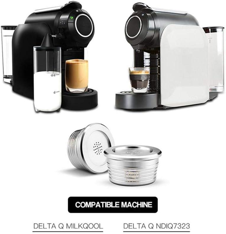 Amazon.com: Volwco - Cápsula de café recargable reutilizable ...