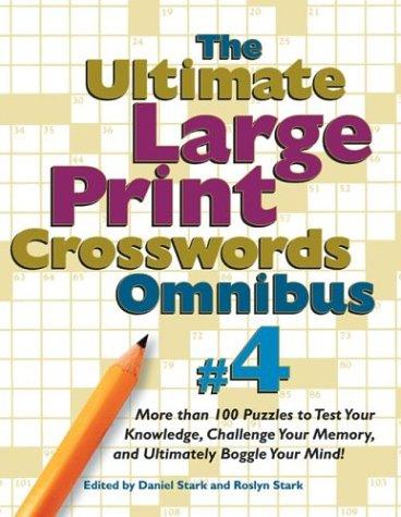 Ultimate Large Print - 7
