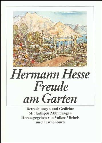 Hermann hesse gedicht garten