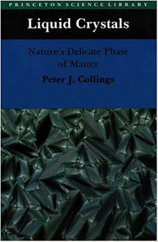 Book Liquid Crystals: Nature's Delicate Phase of Matter: Princeton Science Library