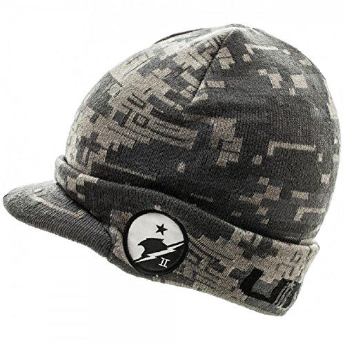 Halo UNSC Camo Billed Beanie product image