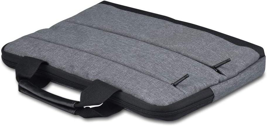 Farbe:Grau Schutzh/ülle f/ür Wacom Intuos Pro M PTH-651 Grafiktablett Tasche Sleeve Case Stifttablett H/ülle in Grau oder Blau Tragetasche mit Griffen Universal Schutztasche