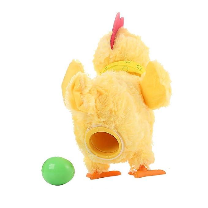 Amazon.com: DealinM - Juguete de peluche para gallinas ...