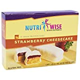 NutriWise – Strawberry Cheesecake Diet Protein Bars (7 bars) Review
