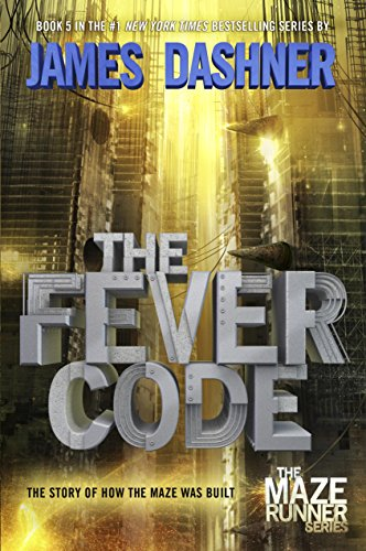 Fever Code Book Prequel Runner ebook product image
