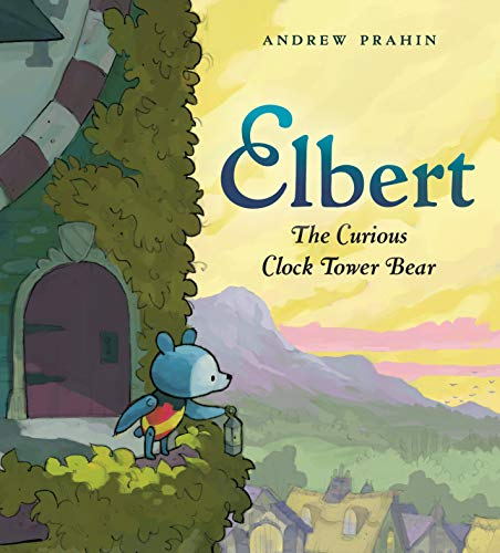 Elbert, the Curious Clock Tower Bear ()