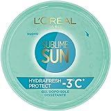 L'Oréal Paris Sublime Sun Hydrafresh Protect Gel Dopo-Sole Dissetante, 150 ml