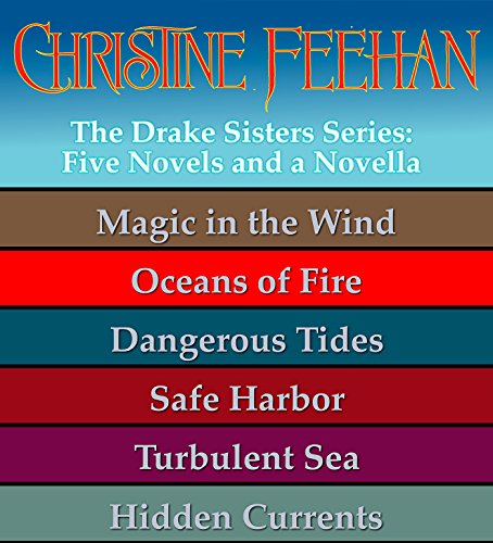 Christine Feehan's Drake Sisters Series: Five Novels and a ()