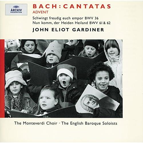 """J.S. Bach: """"Nun komm, der Heiden Heiland"""", BWV 62 - 4. Aria """"Streite, siege, starker Held"""" (Baritone)"""