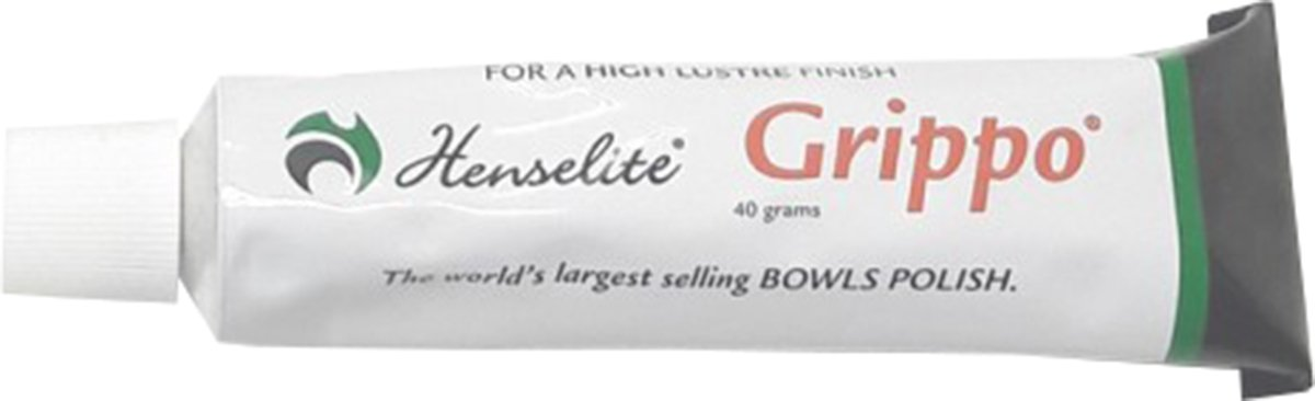 Henselite Bowl Sports Balls Polish Grip Grippo Bowls Wax In Tube-sold Single