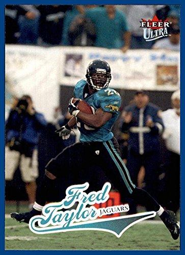 2004 Ultra #118 Fred Taylor JACKSONVILLE JAGUARS FLORIDA GATORS ()