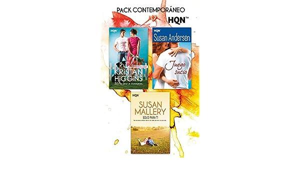 Pack HQN contemporáneo (Spanish Edition) - Kindle edition by Varias Autoras. Literature & Fiction Kindle eBooks @ Amazon.com.