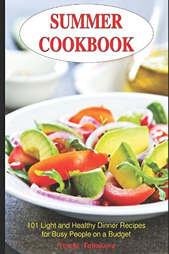 Summer Cookbook Healthy Everyday Superfood product image