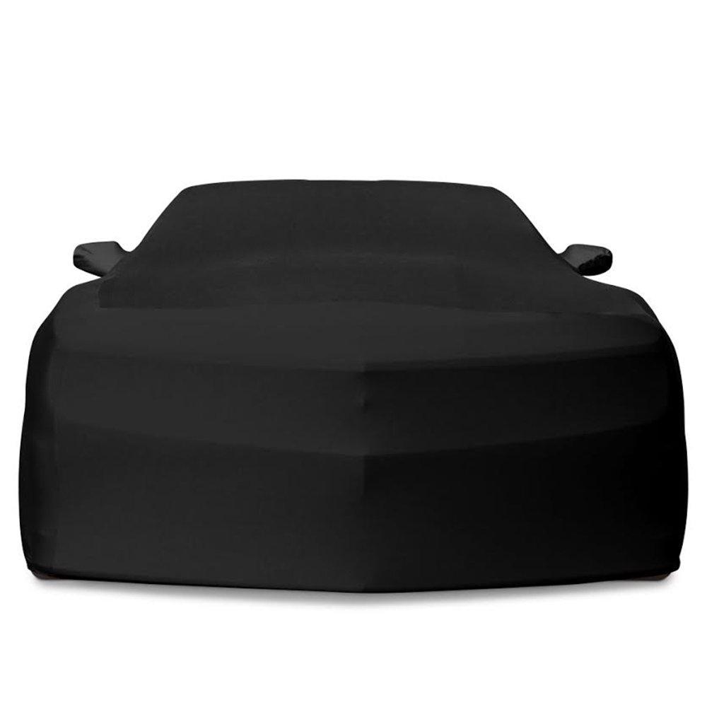 2010-2017 Camaro Ultraguard Stretch Satin Indoor Car Cover Black