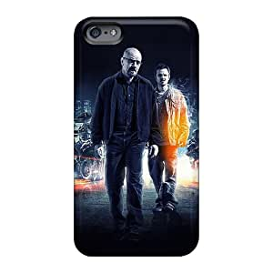 Protector Hard Cell-phone Case For Apple Iphone 6 Plus (Gig341bqQj) Support Personal Customs Attractive Breaking Bad Skin