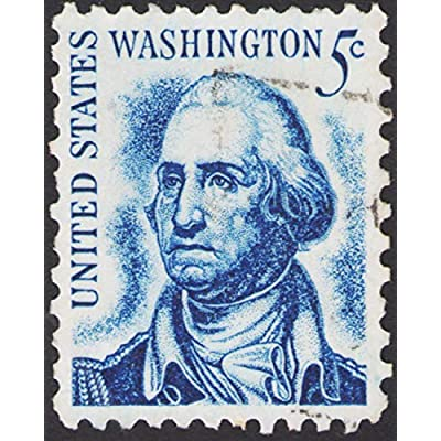 CVPuzzles George Washington Stamp 504 Piece Jigsaw Puzzle 16