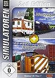 Simulator Bundel: Notarzt, Schwertransport, Rangier Sim 2+1 Orange - [PC]