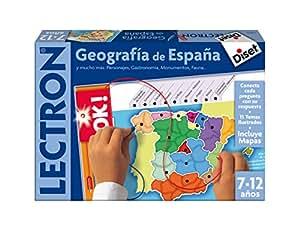 Diset 63845 - Lectron Geografia De España