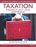 Taxation: Finance Act 2016