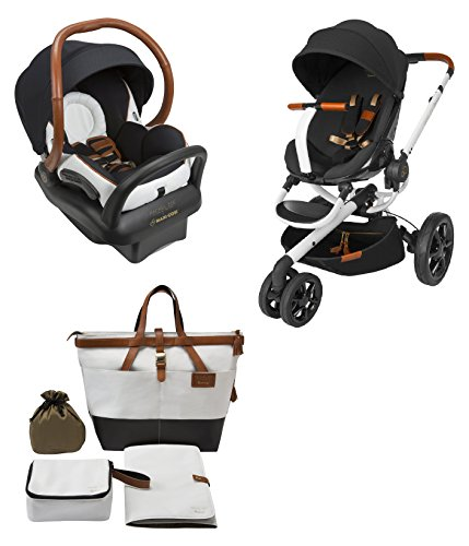 Quinny Rachel Zoe Jet Set Moodd Stroller Travel System with
