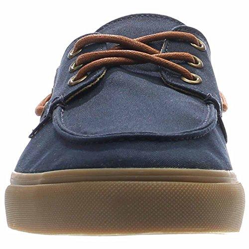 Vans Chauffeur SF (Navy Medium Gum) Men s Skate Shoes lovely ... adf818f23
