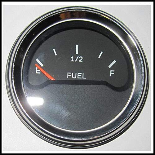 Fuel Gauge (240-33ohm) + Universal Fuel sender: