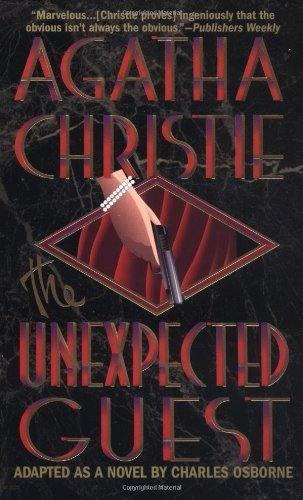 The Unexpected Guest: Travels in Afghanistan (St. Martin's Minotaur Mysteries) by Christie, Agatha (2000) Mass Market Paperback
