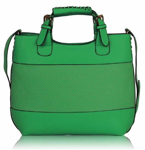 ANNA GRACE - Bolsa Mujer Design 1 - Emerald