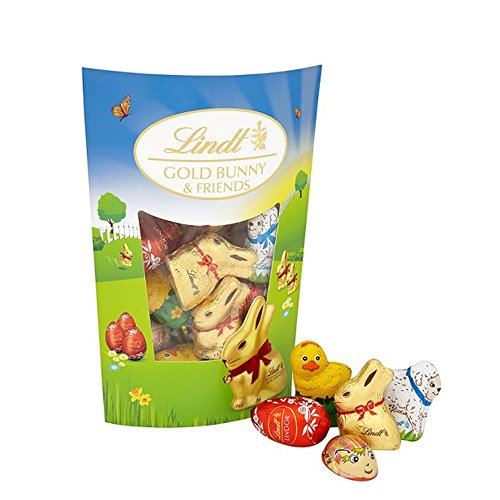 Lindt Gold Bunny & Friends Share Pack 182g