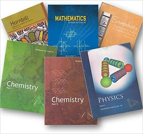 class 11 pcme text book set