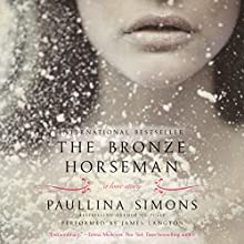 The Bronze Horseman Audiobook by Paullina Simons Narrated by James Langton