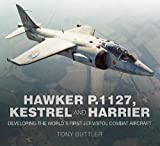 Hawker P.1127, Kestrel and Harrier