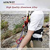 AOKWIT Rescue Figure 8 Descender Climbing Gear