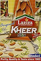 Standard flavor kheer mix by laziza.