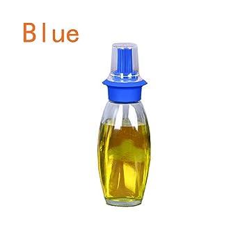 Suelo resistencia al calor botella de aceite miel para cepillos ...