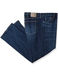 Wrangler Mens Big & Tall Classic Relaxed Fit Jean