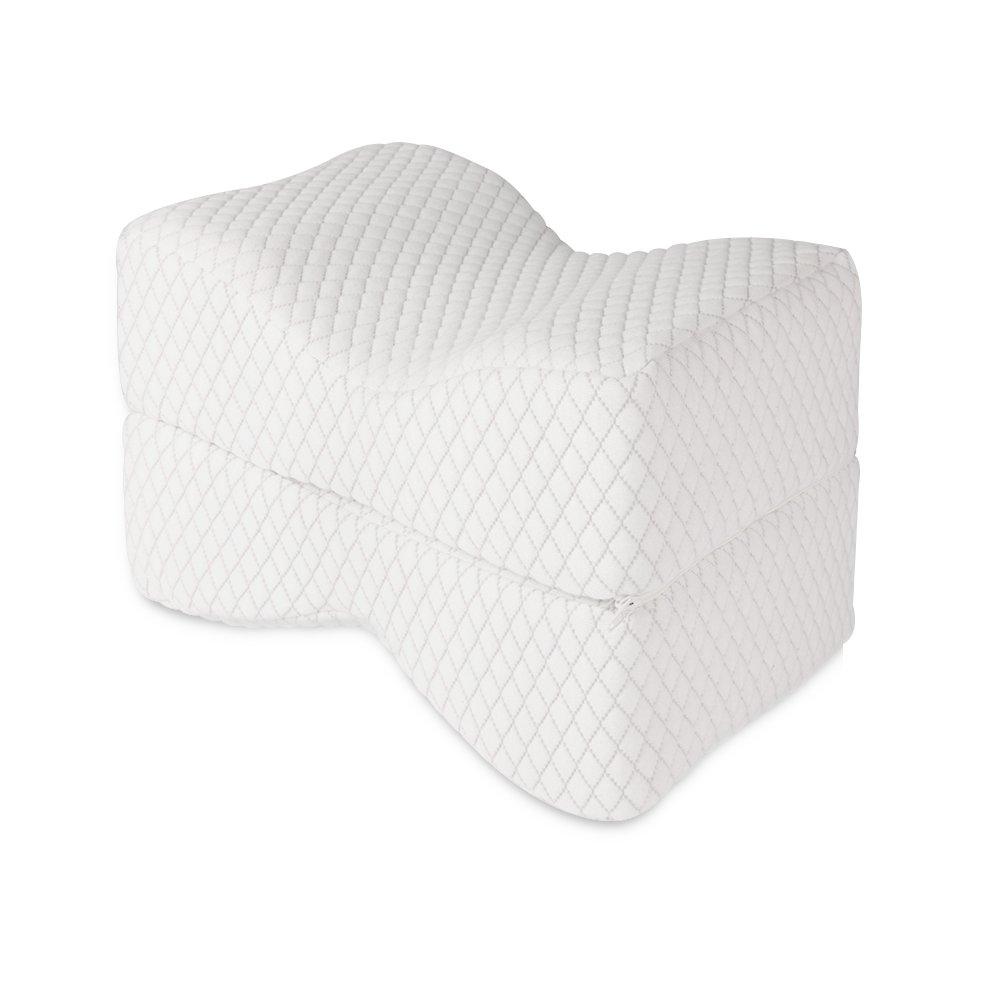 Amazon.com: Nursal espuma de memoria rodilla almohada para ...