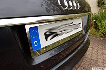 f/ür Mercedes Benz W211 W203 W204 W210 W124 AMG W202 CLA W212 W220 CLK63 R F700 Piaobaige 4Pcs Fiber Car Canards Frontsto/ßstange fin